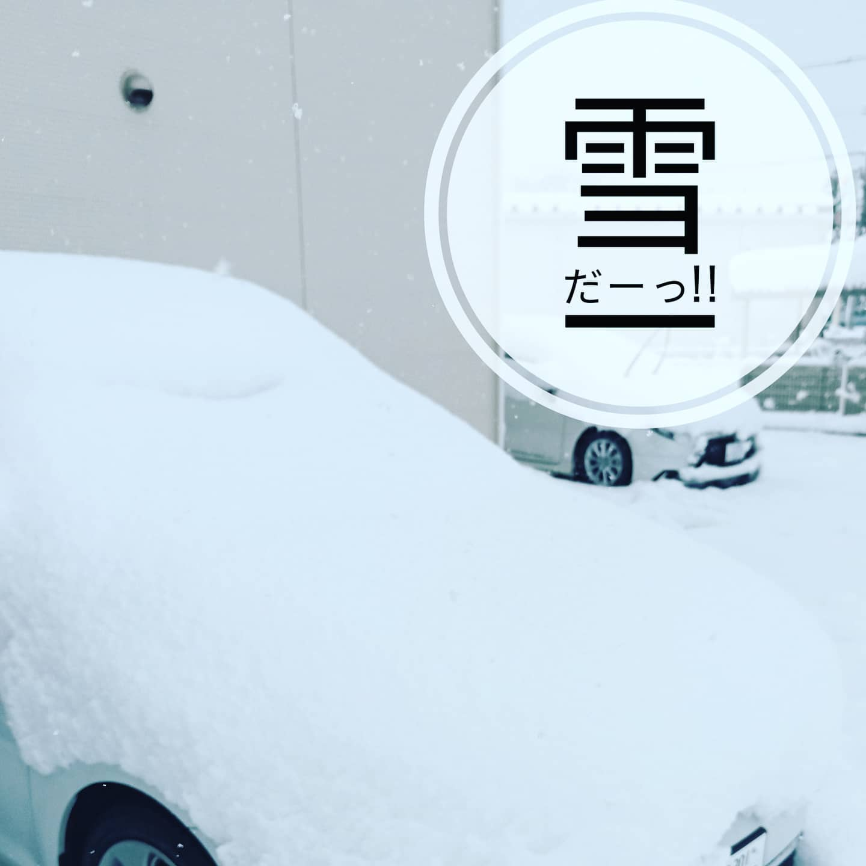 【子ども心がよみがえる!】一面、雪の世界。冬将軍、雪かき、東京では知らなかった文化に触れられる。四季を楽しめるのは、地方移住の醍醐味ですね。わくわく。